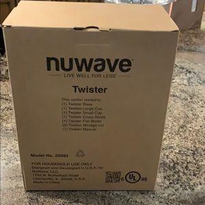 Nuwave small blender